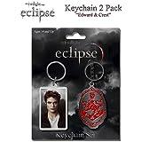 Twilight Hésitation set 2 porte-clés Edward
