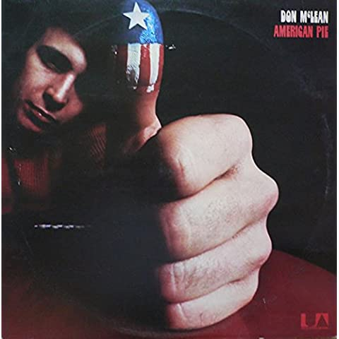 Don McLean – American Pie - United Artists Records – UAS 29285 lp lta 71 - Don Mclean American Pie