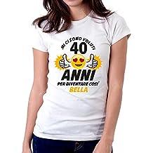 Amazon It Compleanno 40 Anni Regalo