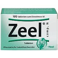 Zeel comp. N, 100 St. Tabletten preisvergleich bei billige-tabletten.eu