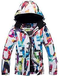 b3f274c6dd1 Amazon.es  chaqueta nieve mujer  Ropa