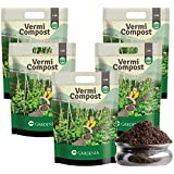 Ugaoo Vermicompost for Plants 5 Kg - Effective and Complete Plant Food