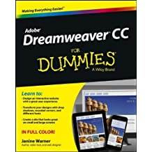 Dreamweaver CC For Dummies 1st edition by Warner, Janine (2013) Paperback