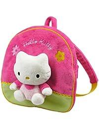Hello Kitty - Mochila pequeña, color rosa (Giros AB021497)