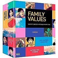 Family Values: Three Films by Hirokazu Kore-eda