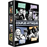 Couples mythiques - Autant en emporte le vent + Casablanca + Bonnie and Clyde + Tarzan