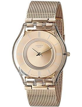 Swatch Unisex Erwachsene-Armbanduhr SFP115M