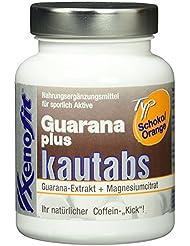 Xenofit Kautabletten Guarana plus, 40 Stk. Dose, 76 g