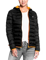 Gregster Page Chaqueta, Mujer, Negro, S