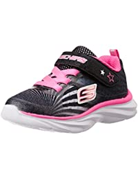 Skechers Pepsters Colorbeam, Sneakers Basses Fille