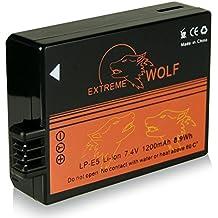 Power Batería LP-E5 para Canon EOS 1000D   EOS 450D   EOS 500D   EOS Rebel T1i   EOS Rebel XS   EOS Rebel Xsi