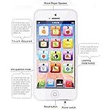 JOUET Téléphone Bébé Enfants Y-Phone éducatif apprentissage enfants iPhone Jouet 4s 5