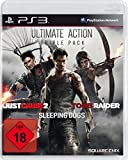 Ultimate Action Triple Pack - Tomb Raider, Just Cause 2, Sleeping Dogs