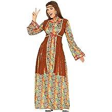 44 0 Disfraz Hippie 88290 Talla 42 Guirca Adulta qX8nRxR