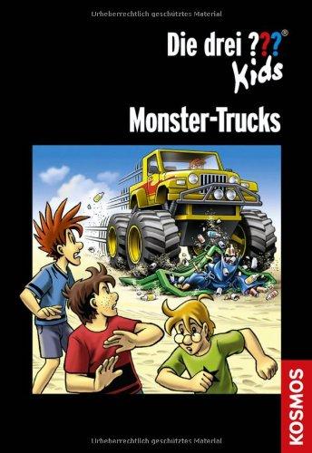 Die drei ??? Kids / Monster-Trucks