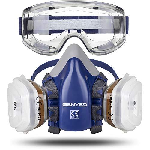 10 pezzi maschera antipolvere
