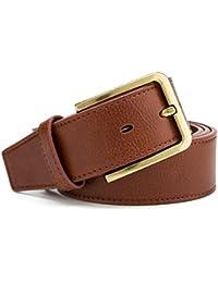 35723a2a77f8 Gurscour ceintures pour hommes cuir hommes ceinture Largeur ...