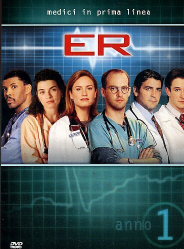 ER - Medici in prima lineaStagione01