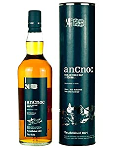 anCnoc - Highland Single Malt Scotch - 24 year old Whisky from AnCnoc