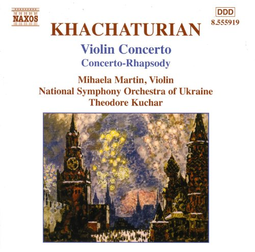 Khachaturian, A.I.: Violin Concerto / Concerto-Rhapsody