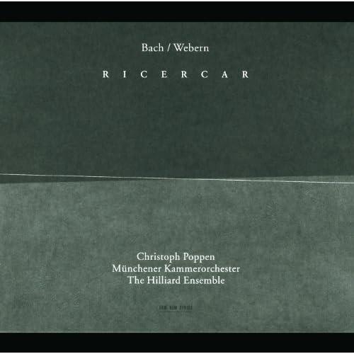 "J.S. Bach: Cantata ""Christ lag in Todesbanden"", BWV 4 - 1. Sinfonia - Versus 1: Coro"