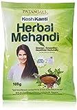 #1: Patanjali Herbal Mehandi, 100g