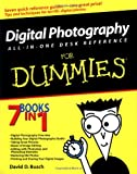 Digital Photography All–in–One Desk Reference For Dummies®