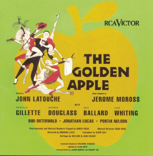 "The Departure For Rhododendren (From ""The Golden Apple"") (Remastered 1997)"