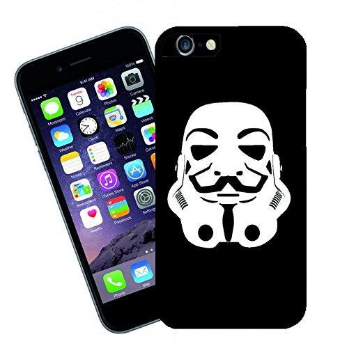 Anonymous Stormtrooper iPhone Fall-Dieses Cover passt Apple Modell iPhone 6-von Eclipse Geschenk Ideen