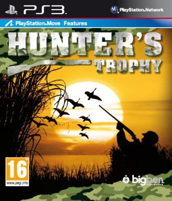 Hunter´s Trophy Playstation 3