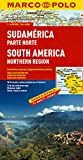 South America North Marco Polo Map (Marco Polo Maps (Multilingual))