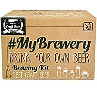 Pale Ale kit de brassage My Brewery. Faire sa bière maison. Instructions en français