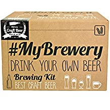 #Cervezanía Pale Ale kit de Brassage My Brewery. Faire sa bière Maison. Instructions en français