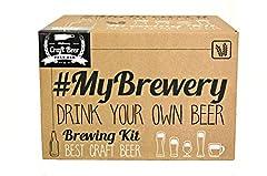 Idea Regalo - #Cervezanía Kit fermentazione Birra. Malto Pale Ale. Istruzioni multilingua (IT, EN, FR, DE)
