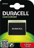 Duracell DR9689 Batterie pour caméscope Canon BP-808