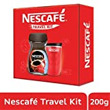 #5: Nescafe Limited Edition Travel Kit, Red, 200g with Jar Inside
