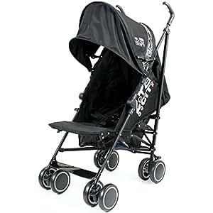 Zeta Citi schwarzer Kinderwagen/Buggy