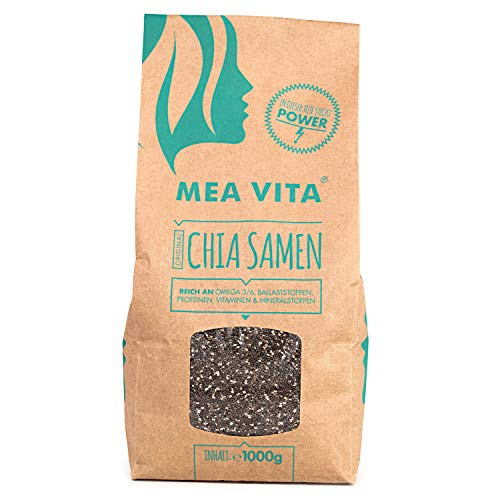 MeaVita Chia Samen, 1er Pack (1x 1000g)
