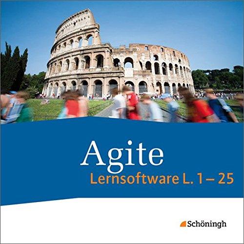 Preisvergleich Produktbild Agite / Arbeitsbücher für Latein als zweite Fremdsprache - Stammausgabe: Agite - Arbeitsbücher für Latein: Lernsoftware 1 auf CD-ROM: zu den Lektionen 1 - 25