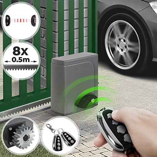 SCS Sentinel onegate3/motorizaci/ón para puertas correderas 12/V, Gris