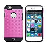 iPhone 6S Schutzhülle, iPhone 6Fällen von Kabel und Fall–Für die iPhone 6und iphone6s [Rutschfest] [Heavy Duty] [die passgenauen] Sorgen iPhone 6(4,7) Armor Schutzhülle Slim, Rose