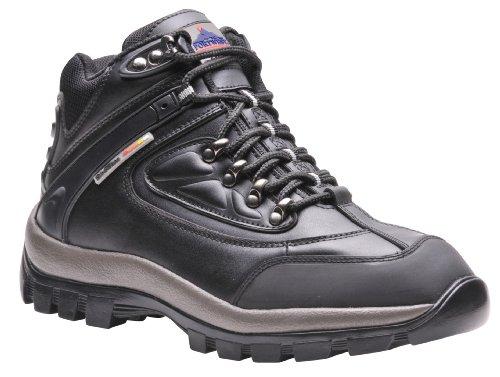 Portwest - FW30BKR46 - Chaussures, mixte adulte Noir