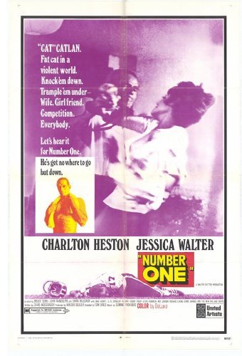 Number One Plakat Movie Poster (11 x 17 Inches - 28cm x 44cm) (1969)