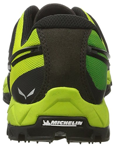 Salewa Lite Train, Chaussures Multisport Outdoor homme Multicolore (Cactus/holland 5314)