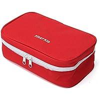 Erste Hilfe Set,Tragbar leer Erste-Hilfe-Koffer First Aid Kit Gewebe Medizintasche, Reiseapotheke Tasche, Betreuertasche... preisvergleich bei billige-tabletten.eu