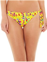Lepel Helena 153872 Low Rise Pant Bikini Brief Black 14 Kleidung & Accessoires