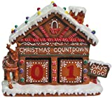 Gingerbread House Christmas Advent Calendar