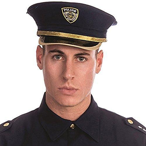 Dress Up America Täuschen Sie Polizei Hut für Erwachsene vor