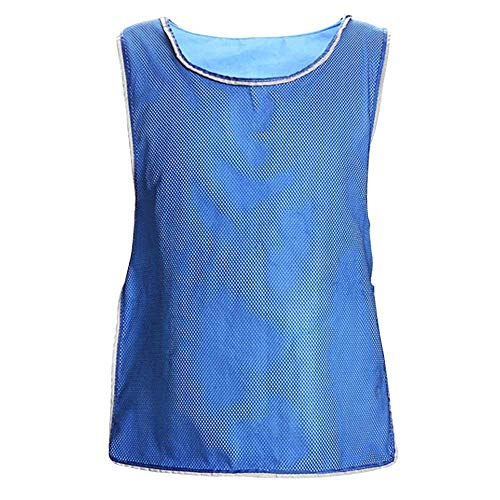 Hamkaw Kühlweste Für Männer Und Frauen Cooling Vest Für Sport Motorrad Blau Doppelseitig - Thermische Shirt Männer