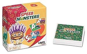 Cayro- Juego Speed Monsters thinkfun +8 años, (7018)
